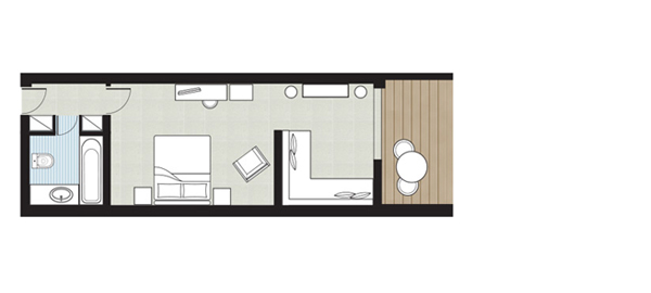Family Room Floorplan