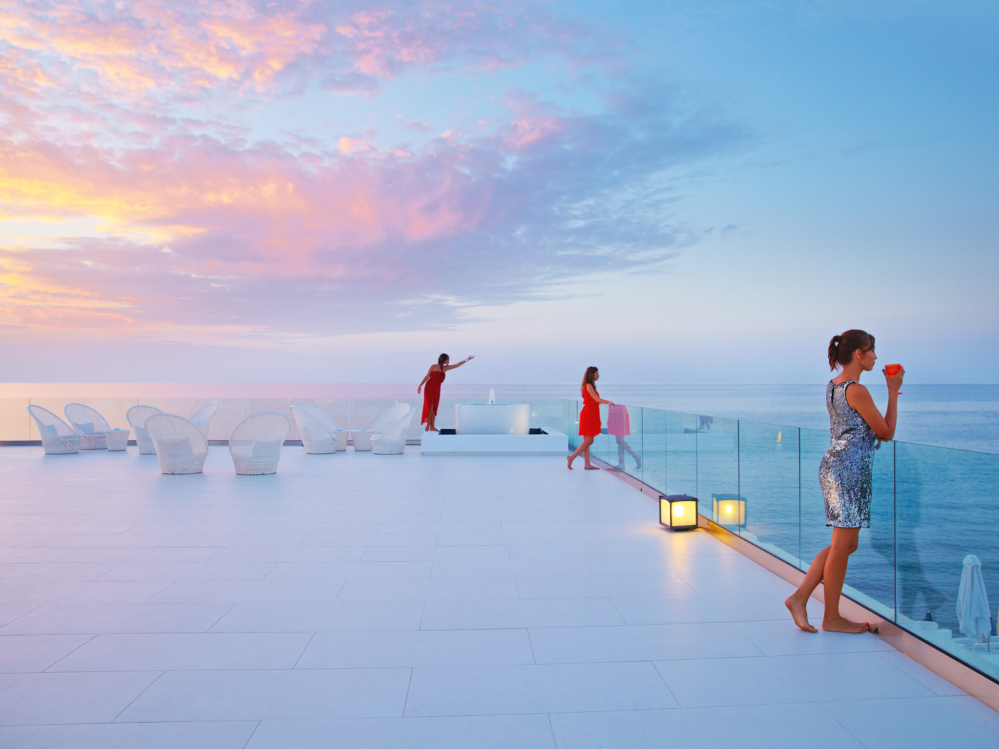 White Palace Luxury Hotel in Crete