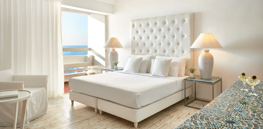 Superior-Guestroom-with-Sea-View-in-Crete-White Palace