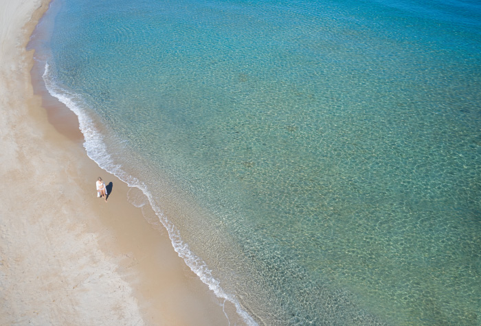 lux-me-white-palace-sandy-beach-with-crystal-clear-waters-in-crete-island