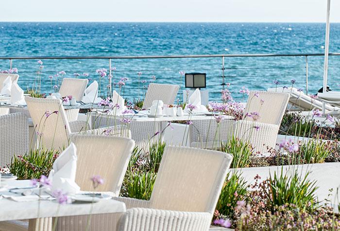 Ventanas Il Mar - White Palace Mediterranean buffet Restaurant