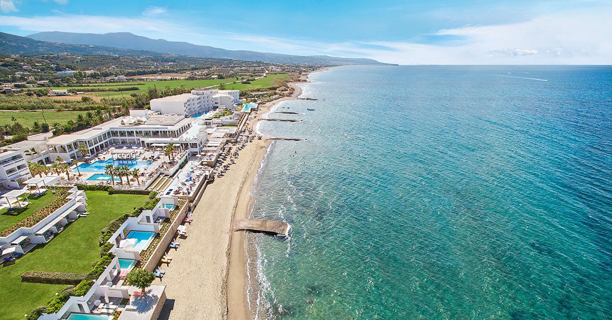 Tui Hotel Kriti Beach Kreta