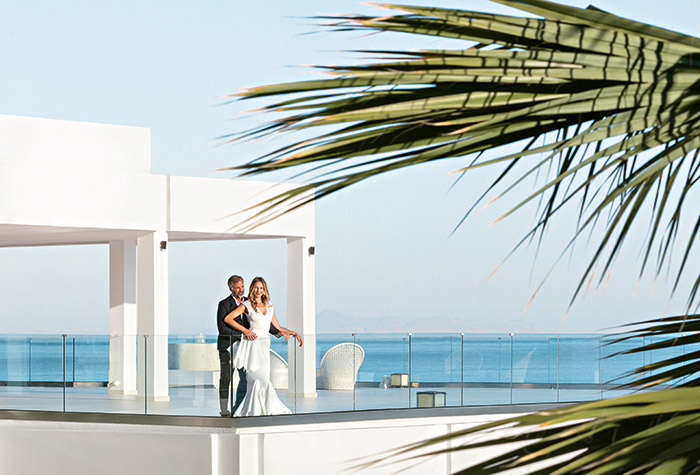 Weddings in Crete Island - White Palace 5 star Hotel