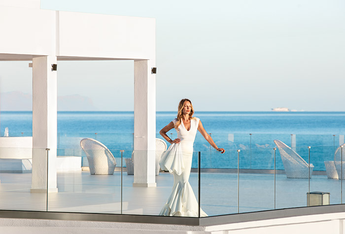 Beach Weddings Crete - White Palace
