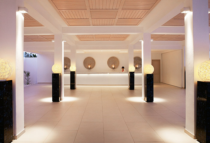 Luxury Hotel Services - White Palace Crete
