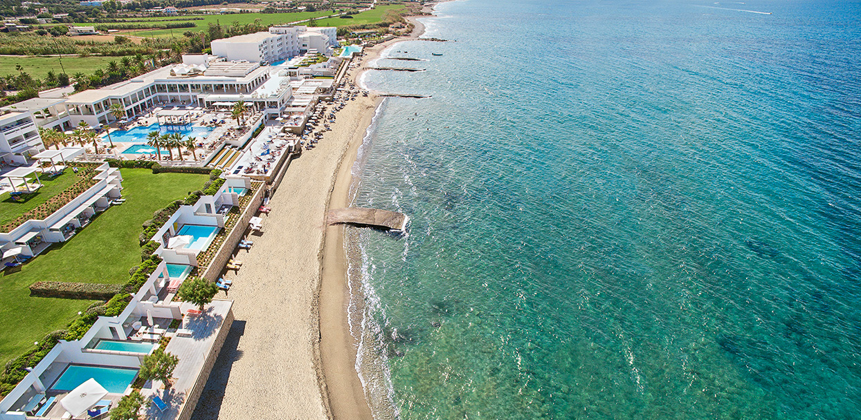 Hotel at a Glance - White Palace Luxury Resort in Crete
